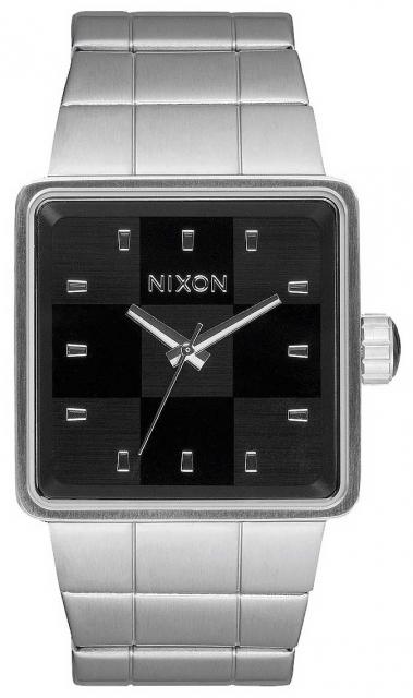 Nixon Quatro Watch - Black