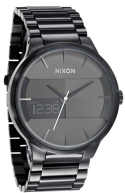 Nixon Spencer Watch - All Black