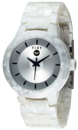 Roxy Baroness Watch - White Marble