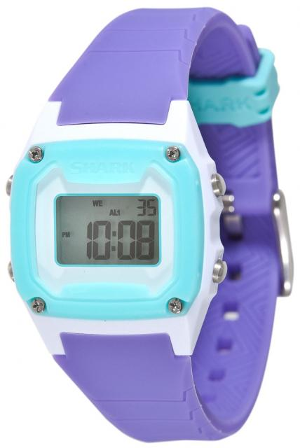 Freestyle Shark Classic Mid Watch - Turquoise / Purple / White
