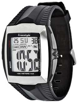 Freestyle Shark Buzz 2.0 Watch - Silver / Black