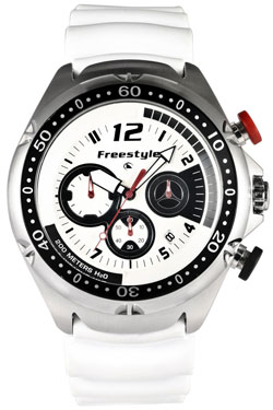 Freestyle Hammerhead Chrono XL Watch - White
