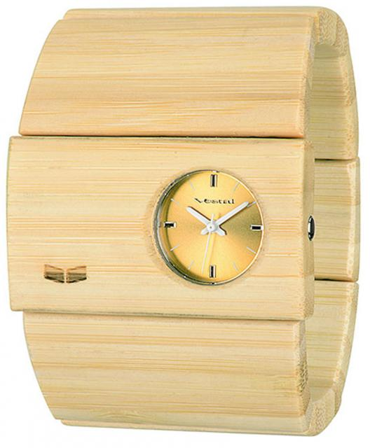 Vestal Rosewood Watch - Bamboo