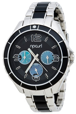 Zoom for Rip Curl Hampton Watch - Black