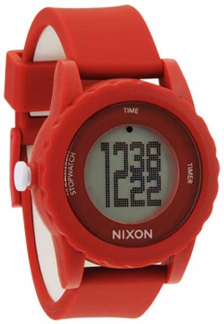 Nixon Genie Watch - Red