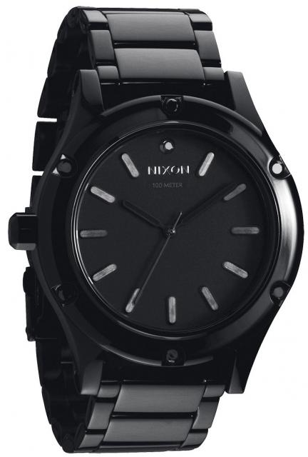 Nixon Camden Watch - All Black / Black Crystal