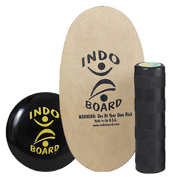 Indo Board Mini Original Training Kit - Natural
