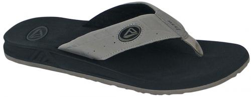 Reef Phantoms Sandal - Black / Charcoal