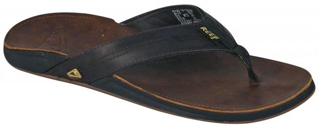 Reef J-Bay Sandal - Dark Brown