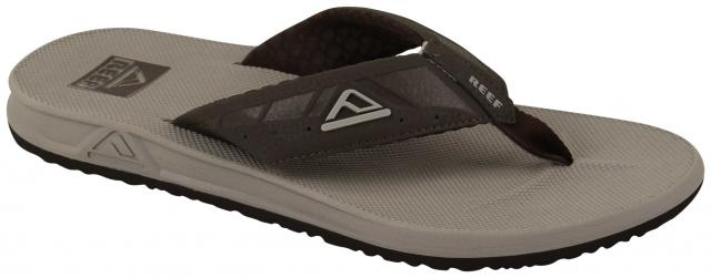 Reef Phantoms Sandal - Light Grey / Brown
