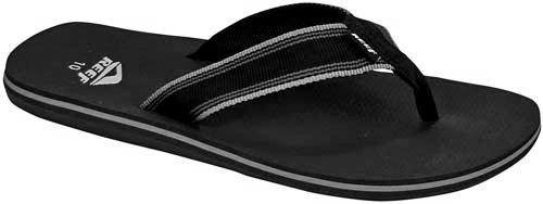 Reef Forte Sandal - Black / Grey