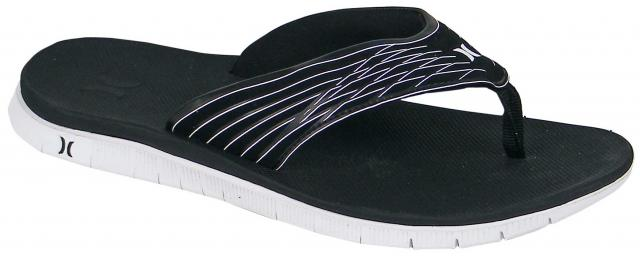 Hurley Phantom Sandal - Black / White