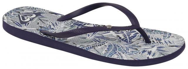 Roxy Bermuda Sandal - Navy / Blue / White