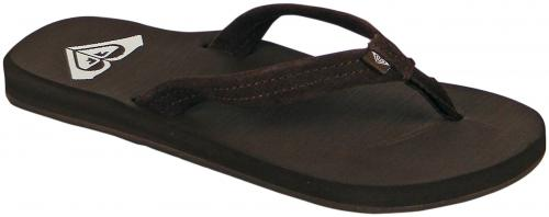 Roxy New Wave Sandal - Brown
