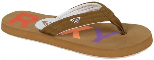Roxy Low Tide Sandal - Camel