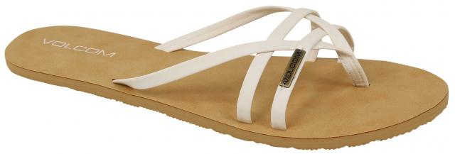 Volcom Lookout Sandal - White