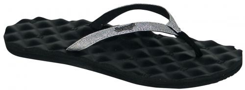 Reef Star Dreams Sandal - Black / Silver