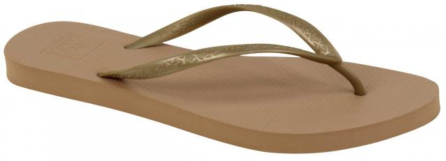 Reef Escape Sandal - Gold