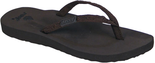 Reef Ginger Sandal - Brown / Brown