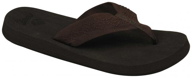 Reef Sandy Sandal - Brown / Brown