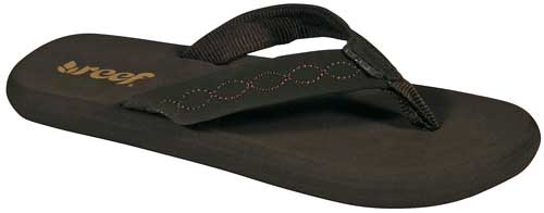 Reef Seaside Sandal - Brown / Brown