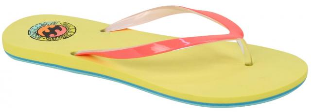 Billabong Sweet Sandz Sandal - Lemon Lime