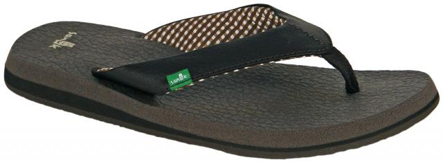 Sanuk Yoga Mat Sandal - Brown