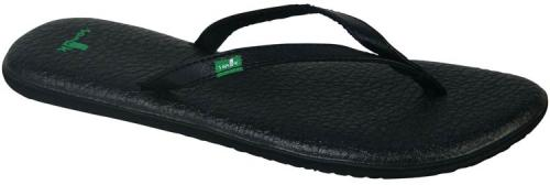Sanuk Yoga Spree Sandal - Black