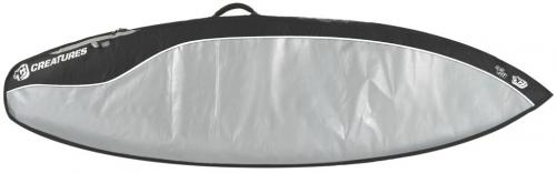 Creatures Of Leisure Universal Double Travel Bag - Silver