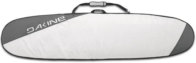 DaKine Daylight Longboard Bag - White / Charcoal