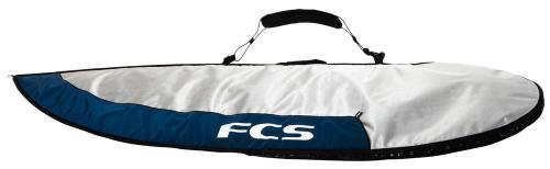 FCS Dayrunner Shortboard Day Bag - Alloy / Slate Blue