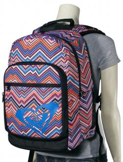 Roxy Grand Thoughts Backpack - Island Coral