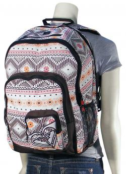 Roxy Noble Trek Backpack - Coastal Clove