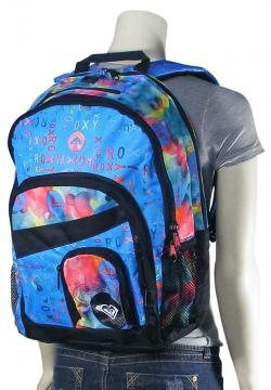 Roxy Noble Trek Backpack - Blue Atoli