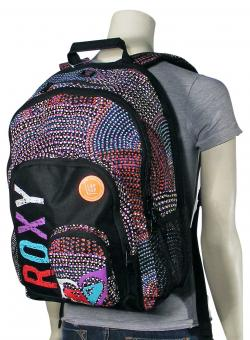Roxy Noble Trek Backpack - True Black