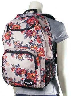 Roxy Shadow View Backpack - Stone