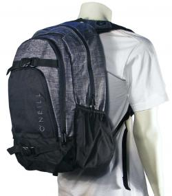 O'Neill Gooru Backpack - Black