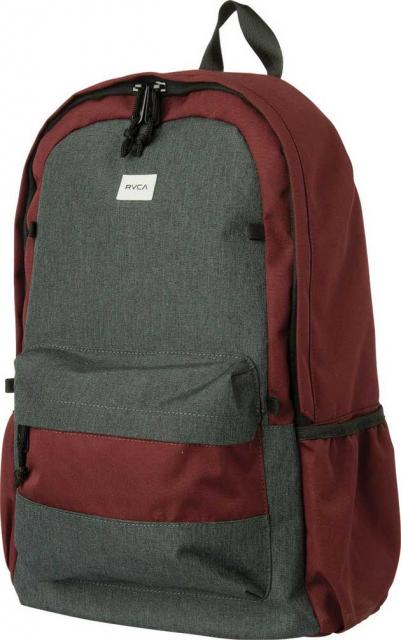 RVCA Frontside Backpack - Charcoal Heather
