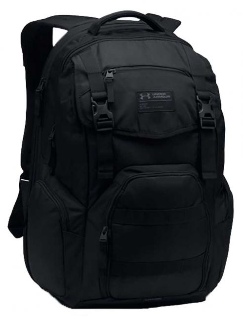 Under Armour Coalition Backpack - Black / Graphite