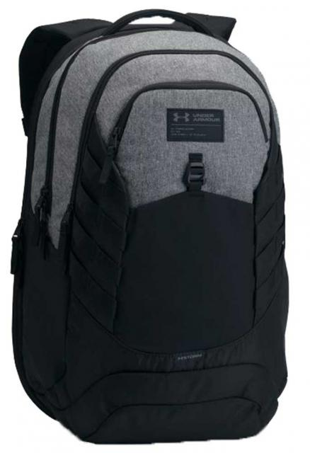 Under Armour Hudson Backpack - Graphite Heather / Black