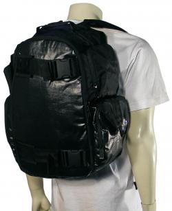 Electric Mass Sk8 Backpack - Black