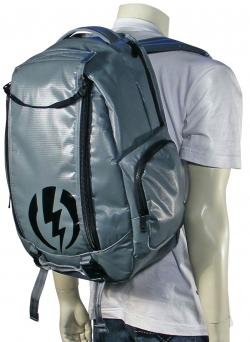 Electric Drill Surf Backpack - Grey