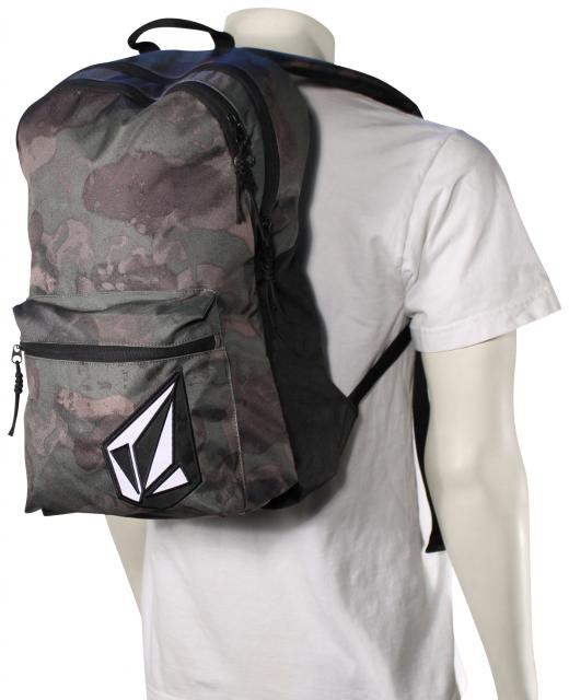 Volcom Academy 18L Backpack - Camouflage