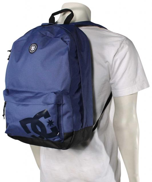 DC Backstack Backpack - Washed Indigo