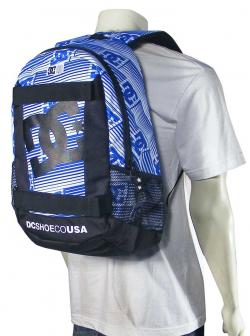 DC Seven Point 5 Backpack - Olympic Blue