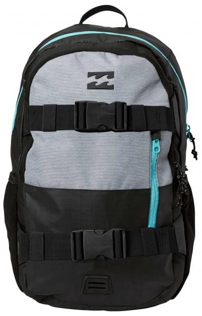 Billabong Command Skate Backpack - Black / Mint