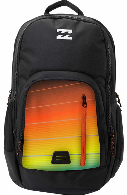 Billabong Command Backpack - Black / Red