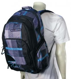 Billabong Convoy Backpack - Plaid