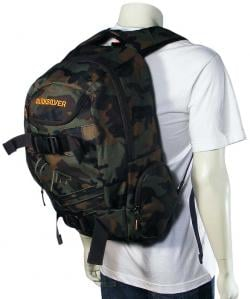 Quiksilver Derelict Backpack - Deliverance