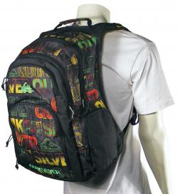 Quiksilver 1969 Special Backpack - Goodday Rasta